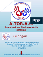 ATORAS Associazione Torinese Anti-Stalking