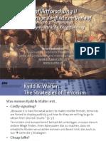 Int. Konfliktforschung II - Woche 03 - Terrorismus und Asymmetrische Kriegsführung (Übung)