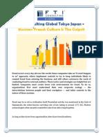 FTI Consulting Global Tokyo Japan - Business Fraud