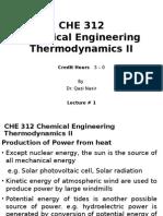 CHE 312 Lecture 2