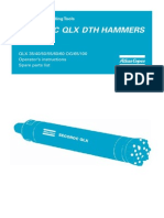 Secoroc QLX Operator Instructions 9852252201_L