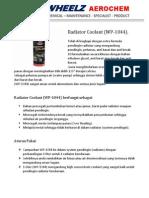 Radiator Coolant (WP-1044)