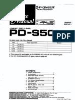 Pioneer Pds501 [ET][1]