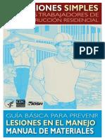 Soluciones Simples Para Los Trabajadores de La Construcción Residencial
