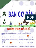 Cong Thuc Luong Giac 10 Co Ban