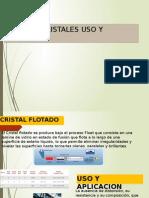 Cristales Tipos usos y aplicación