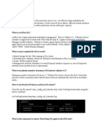 VM Interview Document