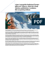 Velika Plinska Igra i Energetska Budućnost Europe