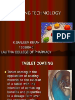 Coating Technology - Pharmacy