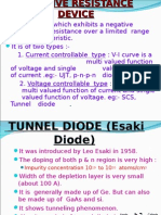 Tunnel Diode 1