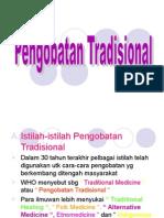 Pengobatan Tradisional