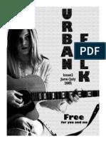 Urban Folk-issue 2