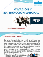 "10. Motivaciã""n y Satisfaccion Laboral"