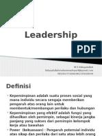 05 Leadership