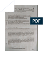 Puc All Question papers 2015