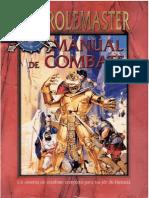 Rolemaster - Manual de Combate