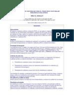Ehabilitación Vestibular Para El Trastorno Vestibular Periférico Unilateral