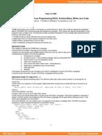 Add SAS® Macros to Your Programming Skills