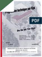 Livre Kyu Aikido