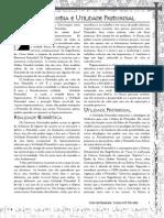 Utilidade Primordial - Sindicato - Folha Do Outono