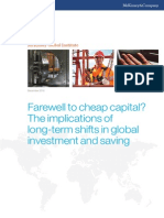 MGI Farewell to Cheap Capital Full Report