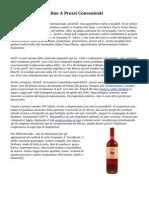 Comprare Vino On-line A Prezzi Convenienti