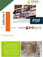 Estudio Cualitativo - Percepciones y Actitudes Hacia La Sst de Construción Civil