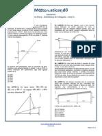 Geometria Plana Semelhanca Triang Lista01