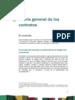 Derecho Privado III_Lectura1 - Teoría General del contrato