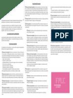 Fotopres Checklist
