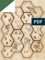 Ancient Map PocketCiv Components