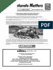 Maungaturoto Matters Issue 100 March 2010 Part 1