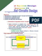Sequential Circuits Design