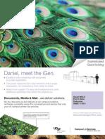 iGen Sales Campain - Direct Mail