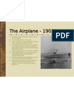 The Airplane - 1903