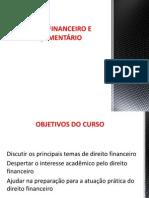 Curso de Direito Financeiro - COMPLETO