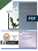 conformación de portafolio y análisis riesgo rendimiento
