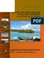 Kabupaten Muna Dalam Angka 2014