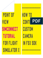 SimConnect Tutorial 0-801