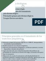 Tema 11 Psicofarmacología y Terapias Biológicas
