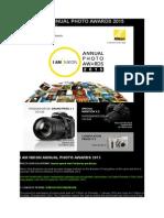i Am Nikon Annual Photo Awards 2015