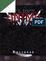 Anima Tactics Rulebook