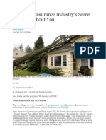 Insurance Article