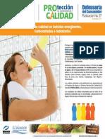 Análisis de Calidad en Bebidas Energizantes, Carbonatadas e Hidratantes