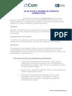 Código de Ética e Regras de Conduta