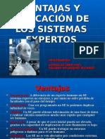 Ventajas y Aplicacin de Los Sistemas Expertos 1213835605364818 9