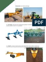 Implementos de Tractor
