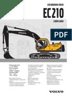 Manual de Excavadora Volvo 210