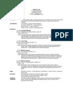 Jobswire.com Resume of cano693