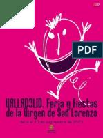 Programa de Ferias 2015